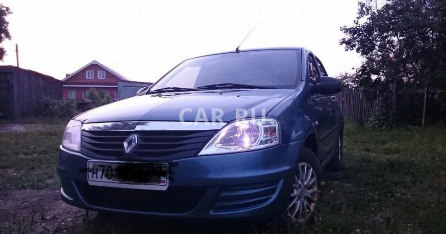 Renault Logan, Батырево