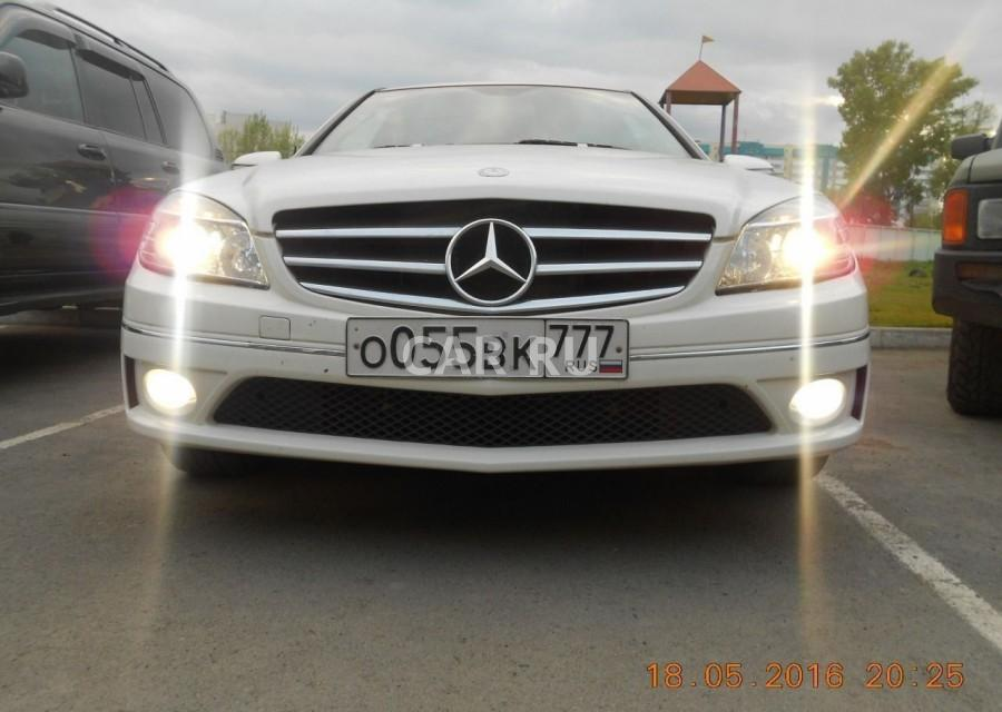 Mercedes CLC-Class, Барнаул