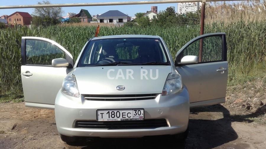 Toyota Passo, Астрахань