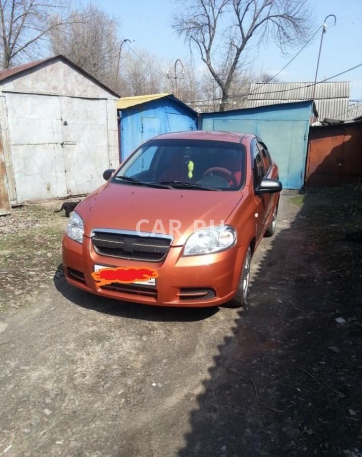 Chevrolet Aveo, Балашов