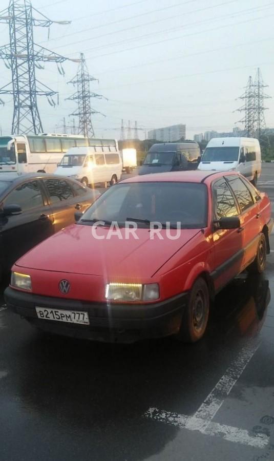 Volkswagen Passat, Балашиха