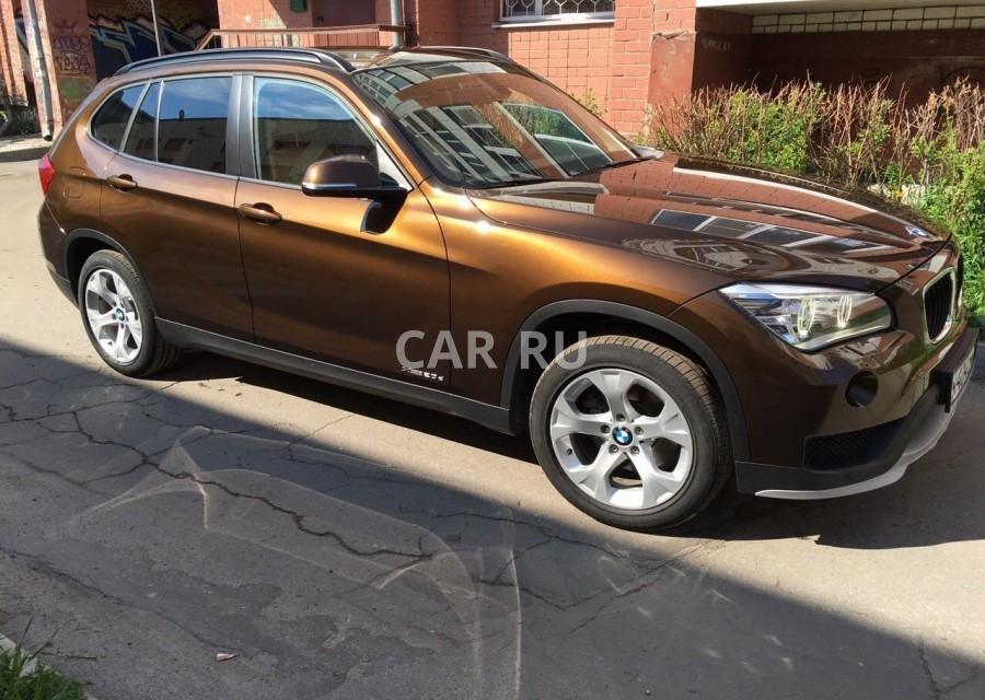 BMW X1, Архангельск