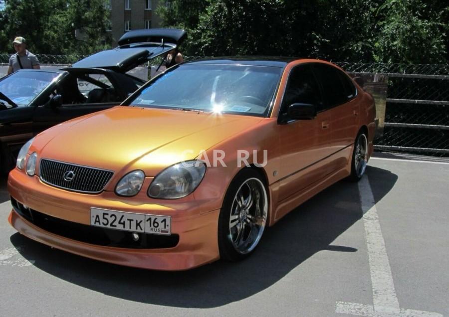 Lexus GS, Азов