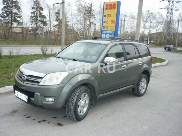 Great Wall Hover H3, Ачинск