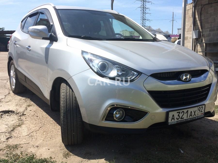 Hyundai ix35, Балаклава