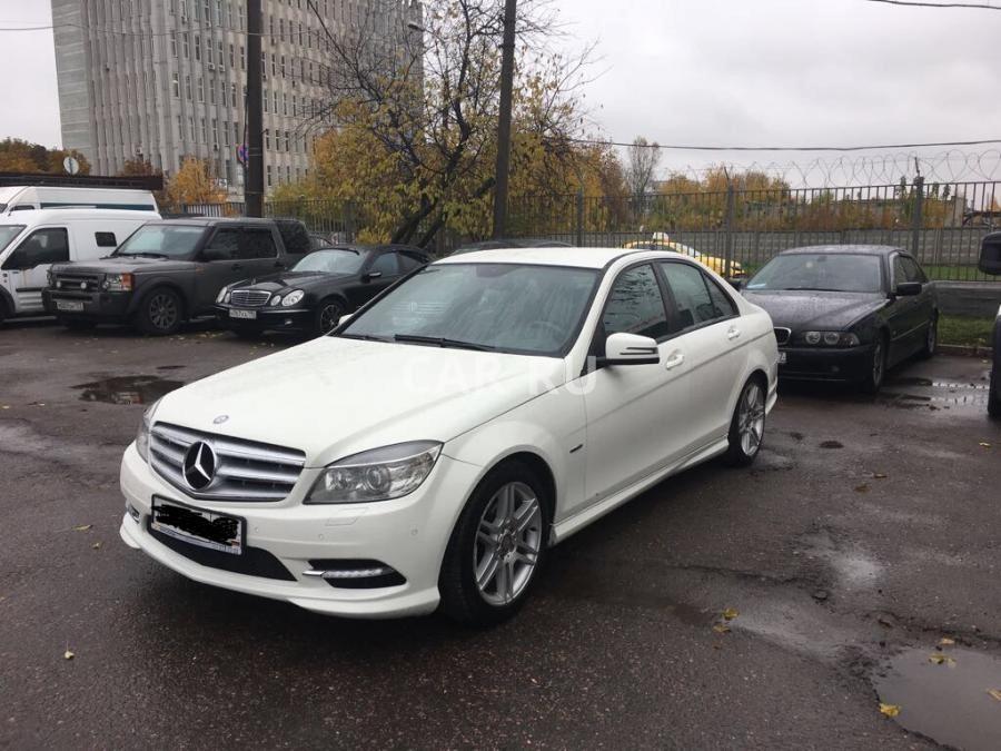 Mercedes C-Class, Москва