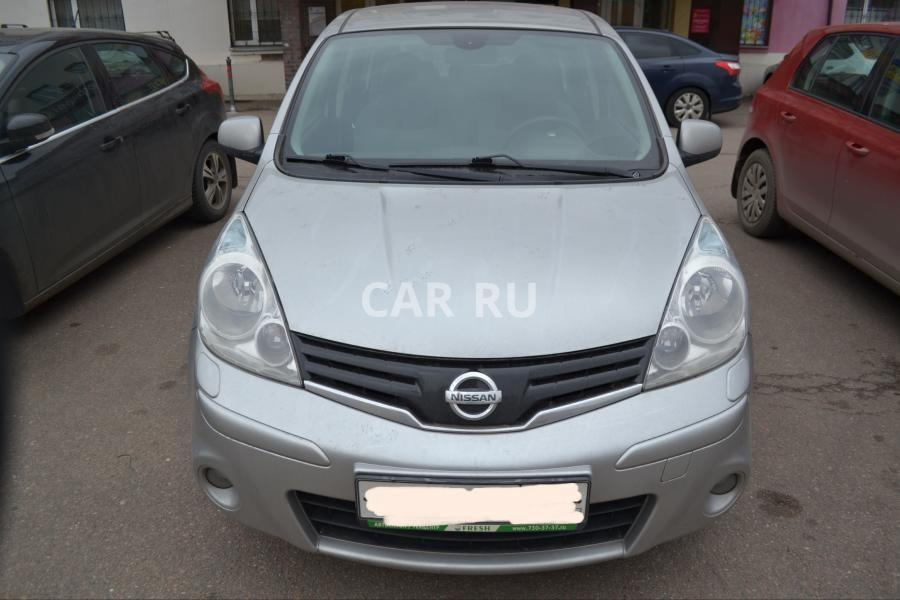 Nissan Note, Ивантеевка