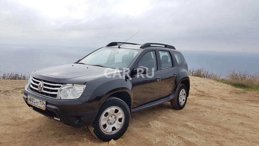 Renault Duster, Севастополь