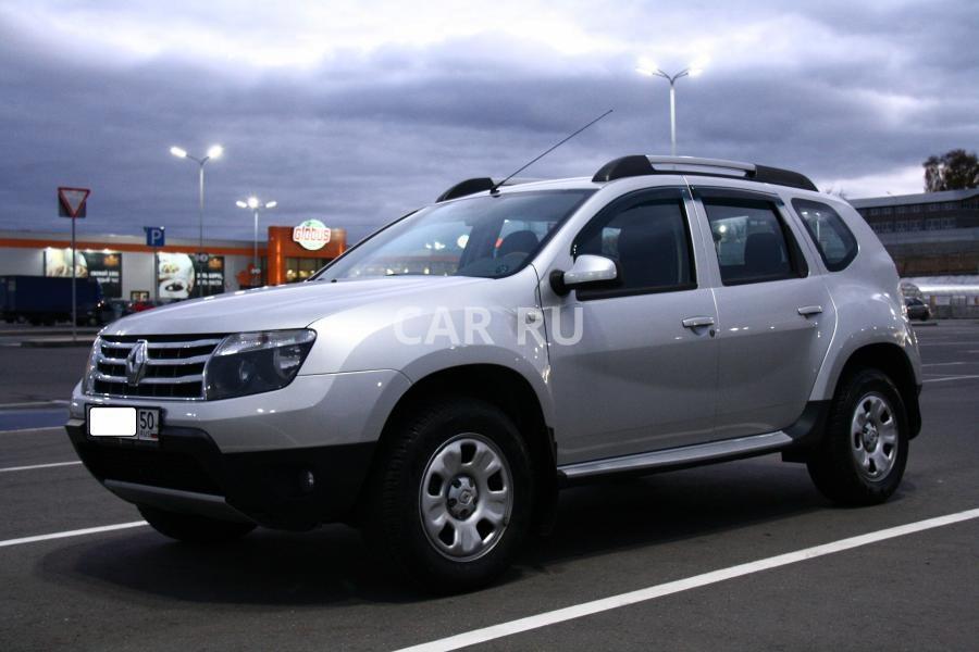 Renault Duster, Одинцово