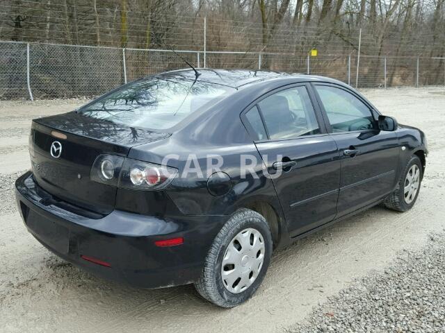 Mazda 3, Оболенск