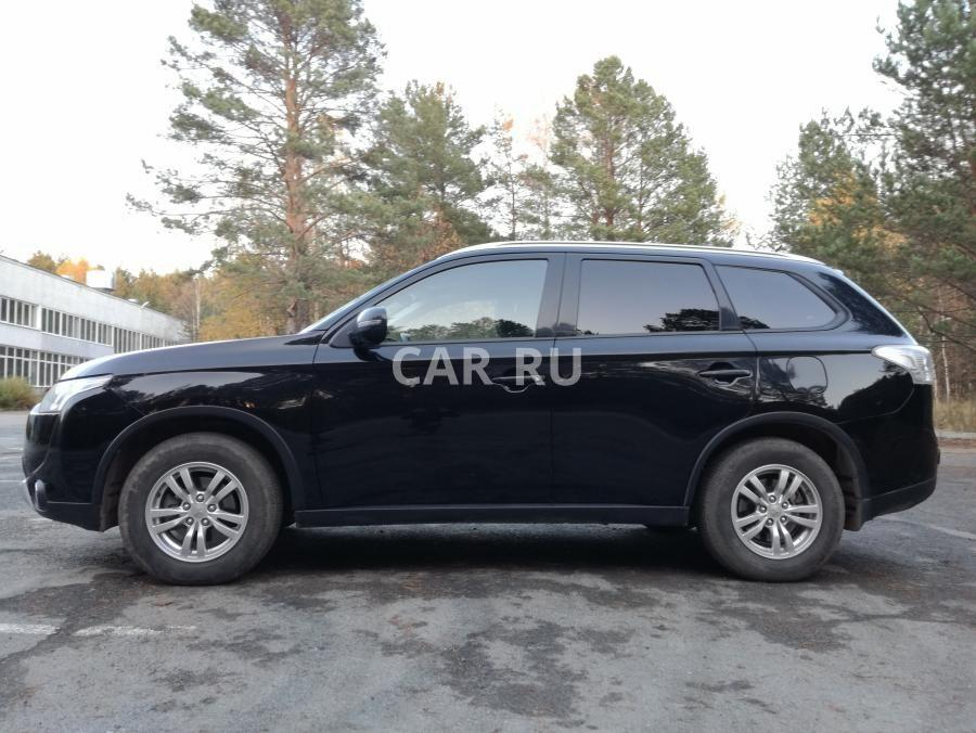 Mitsubishi Outlander, Пермь