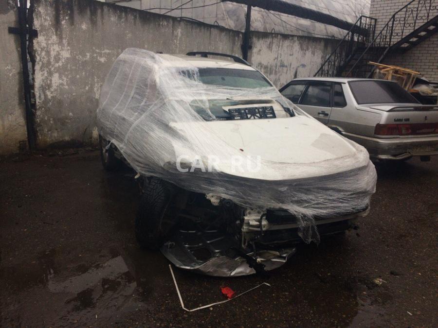Subaru Forester, Казань