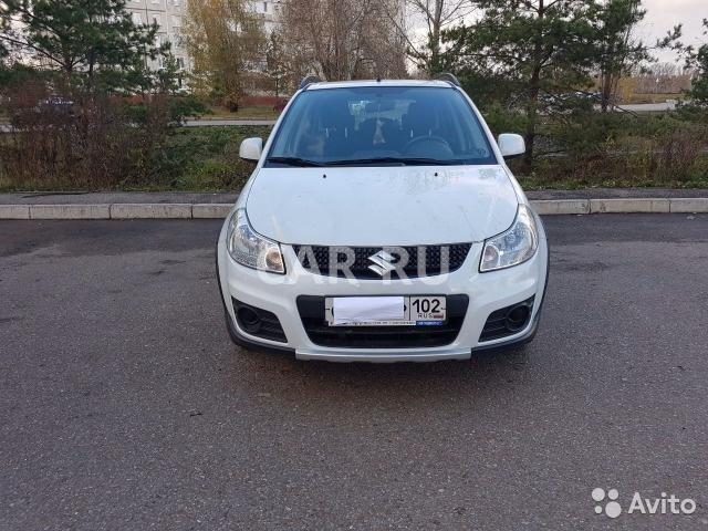 Suzuki SX4, Уфа