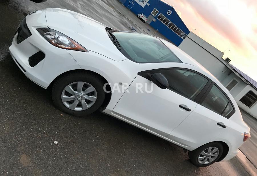 Mazda 3, Москва