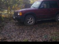 Land Rover Discovery, 2001г.