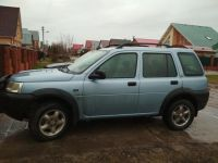 Land Rover Freelander, 2002г.