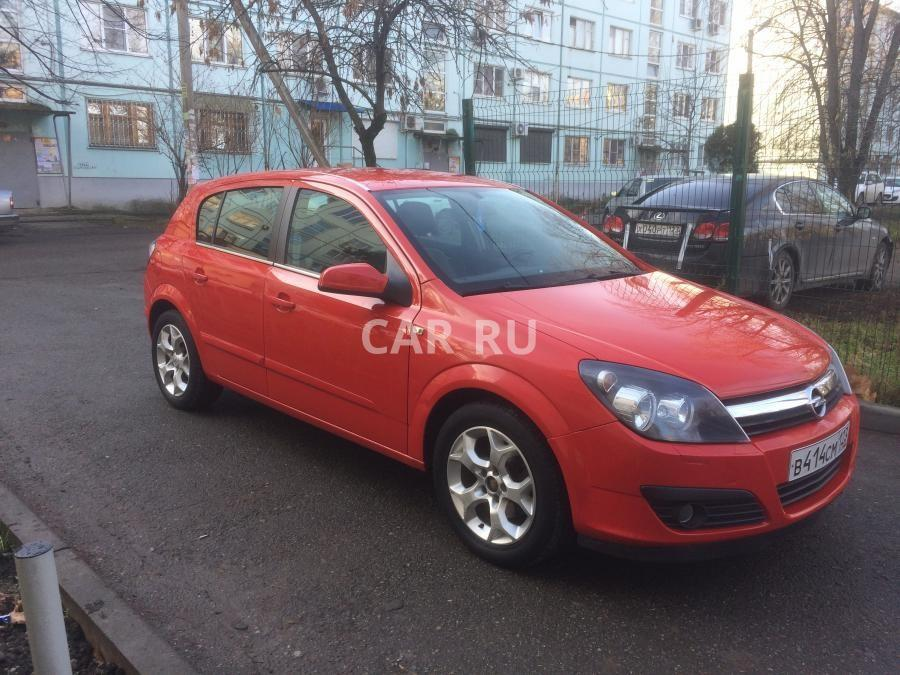 Opel Astra, Краснодар