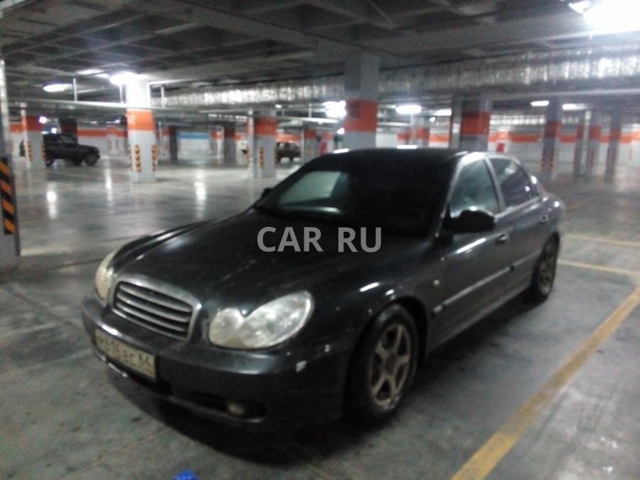 Hyundai Sonata, Саратов