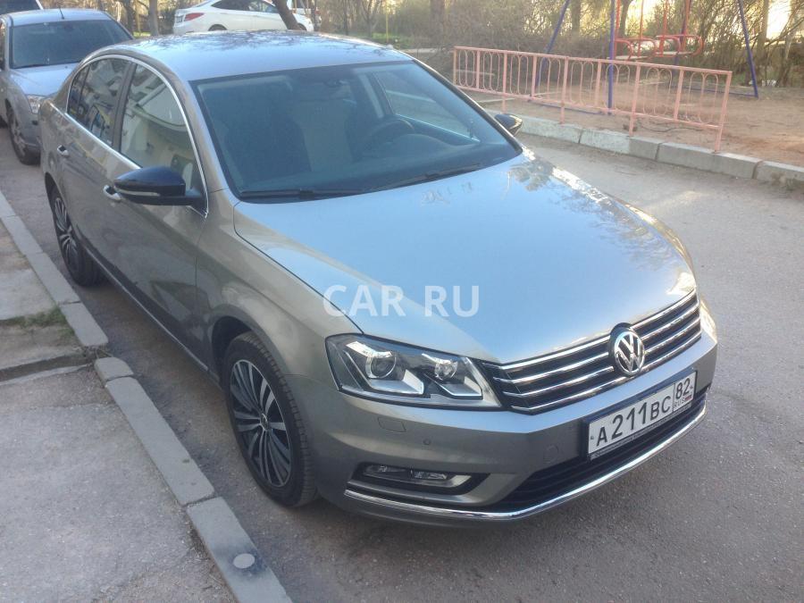 Volkswagen Passat, Севастополь