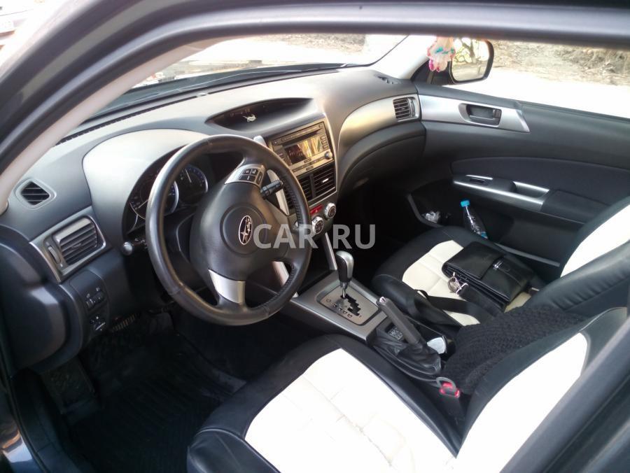 Subaru Forester, Ростов-на-Дону