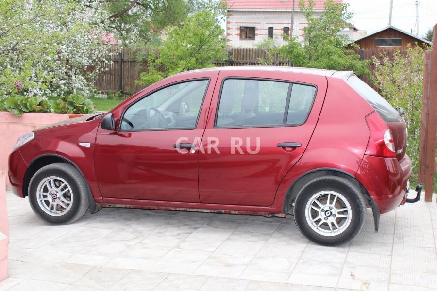 Renault Sandero, Тверь