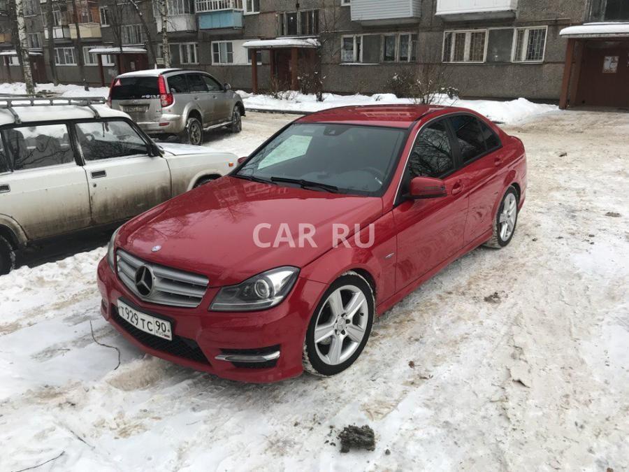 Mercedes C-Class, Череповец