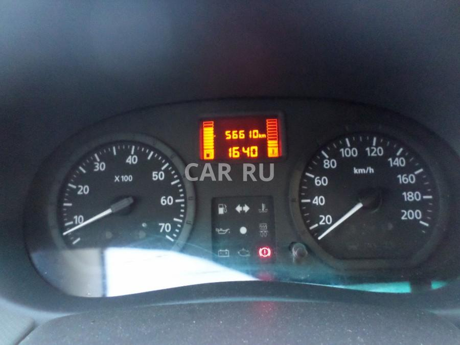 Renault Sandero, Ессентуки