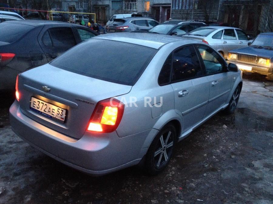 Chevrolet Lacetti, Великий Новгород