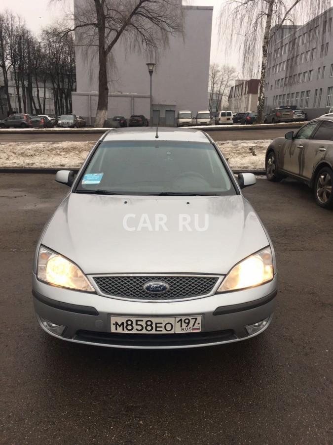 Ford Mondeo, Москва