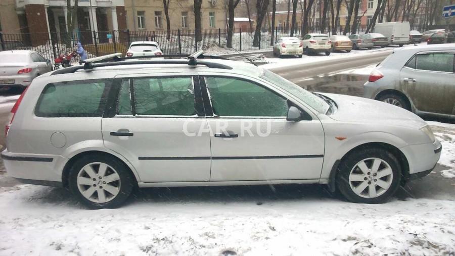Ford Mondeo, Реутов