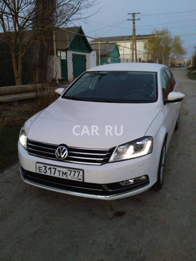Volkswagen Passat, Феодосия