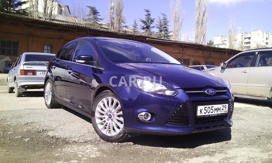 Ford Focus 3, Симферополь