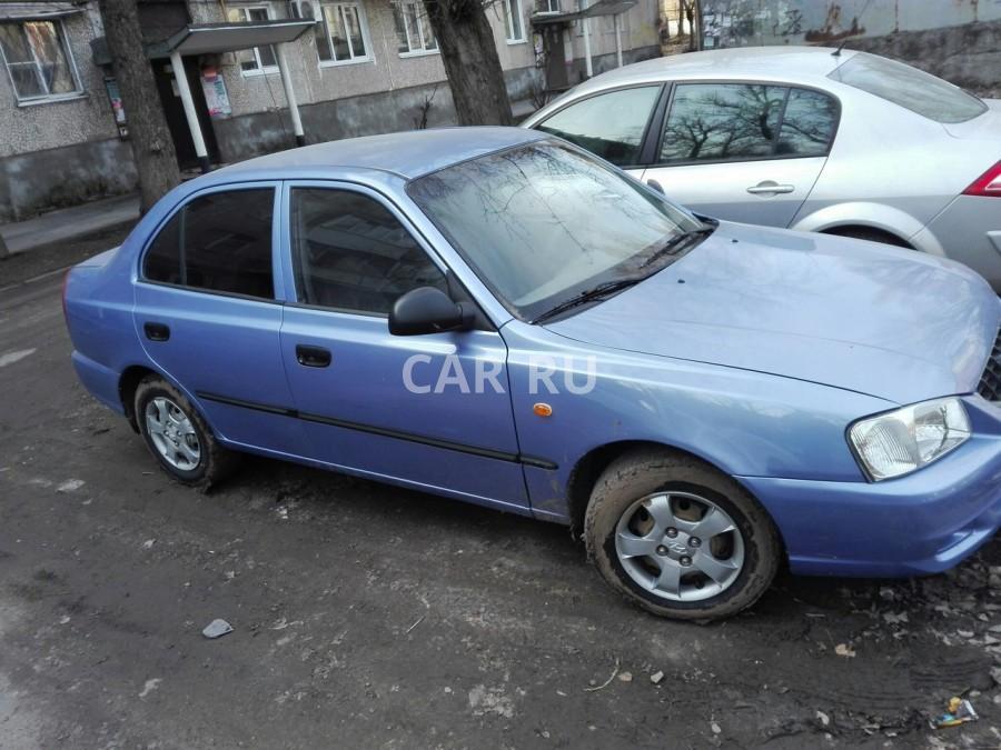 Hyundai Accent, Ростов-на-Дону