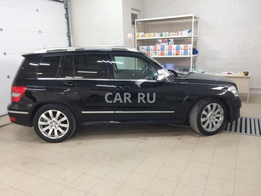 Mercedes GLK-Class, Волгоград