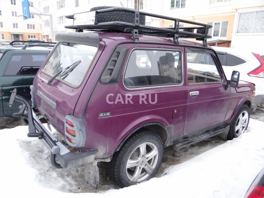 Лада 2121, Ханты-Мансийск