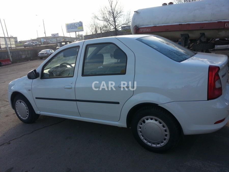 Renault Logan, Ростов-на-Дону