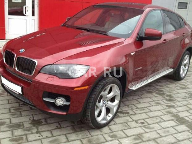 BMW X6, Новосибирск