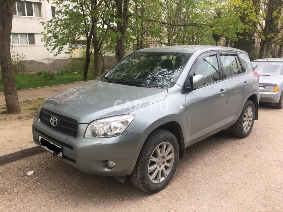 Toyota RAV4, Симферополь