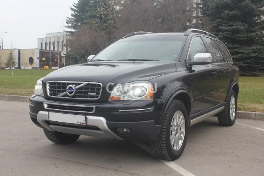 Volvo XC90, Москва