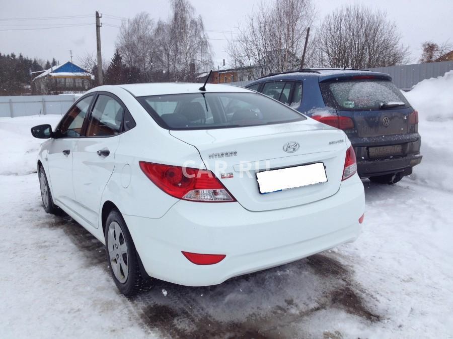 Hyundai Solaris, Красногорск