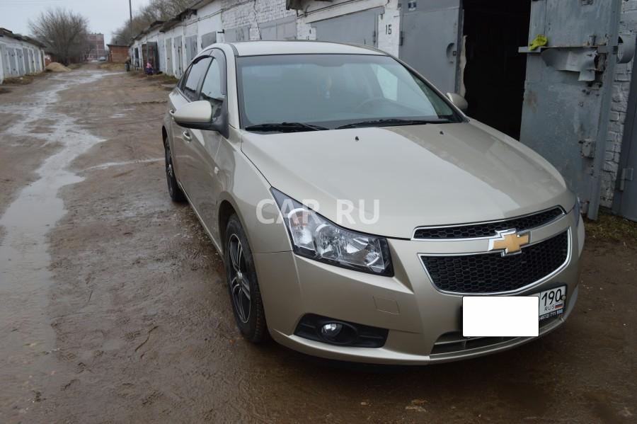 Chevrolet Cruze, Серпухов