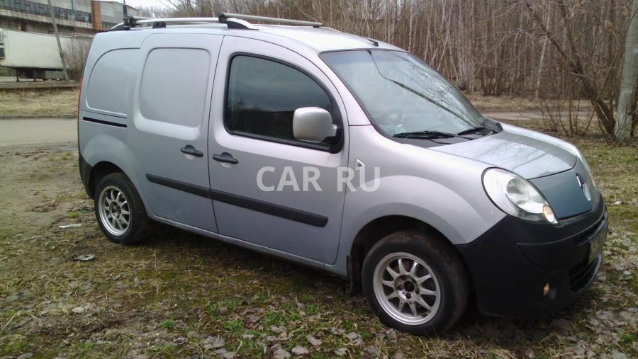 Renault Kangoo, Москва