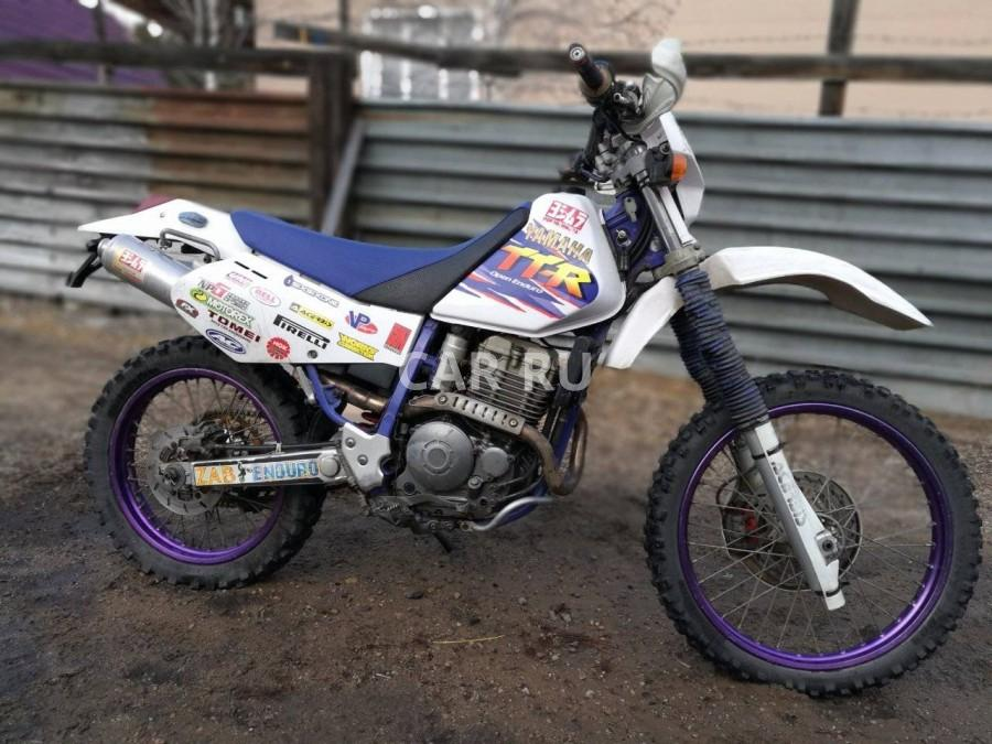 Yamaha, Чита