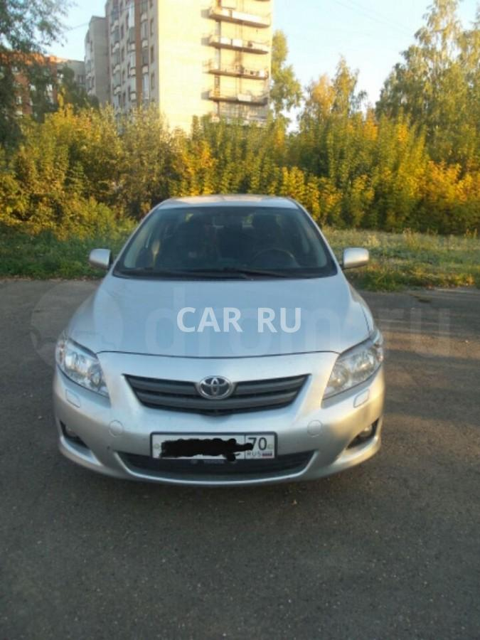 Toyota Corolla, Томск