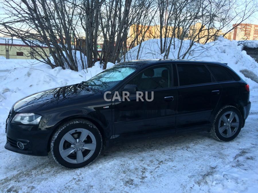 Audi A3, Мурманск