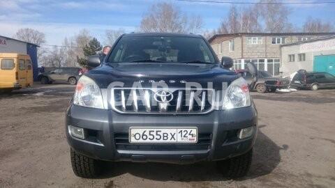 Toyota Land Cruiser Prado, Красноярск