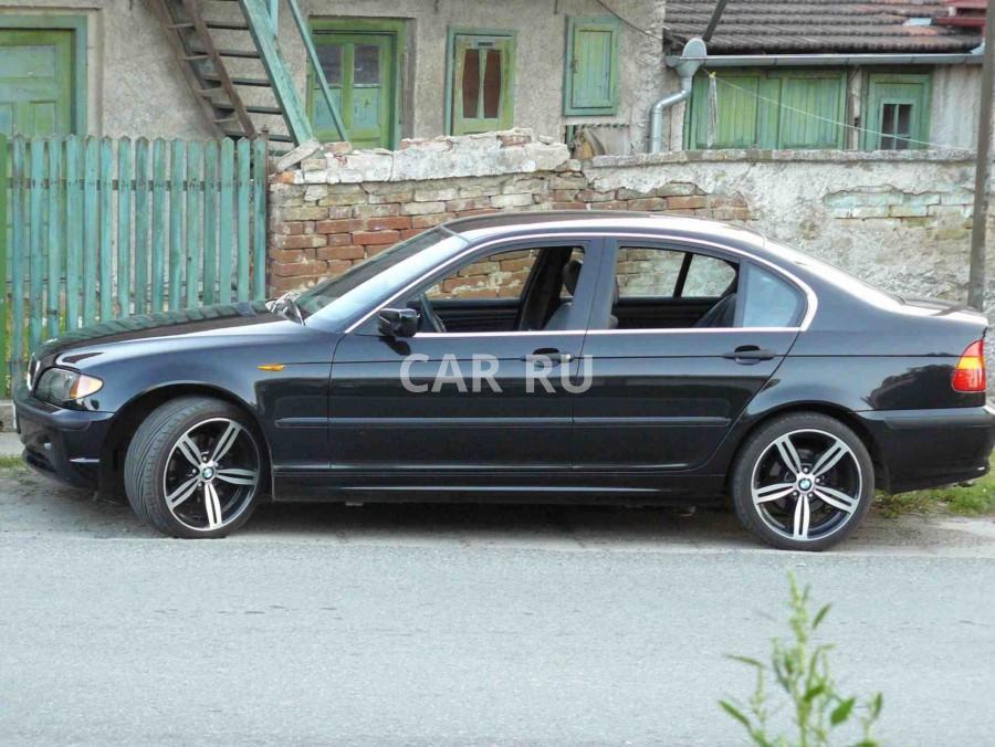BMW 3-series, Ноябрьск