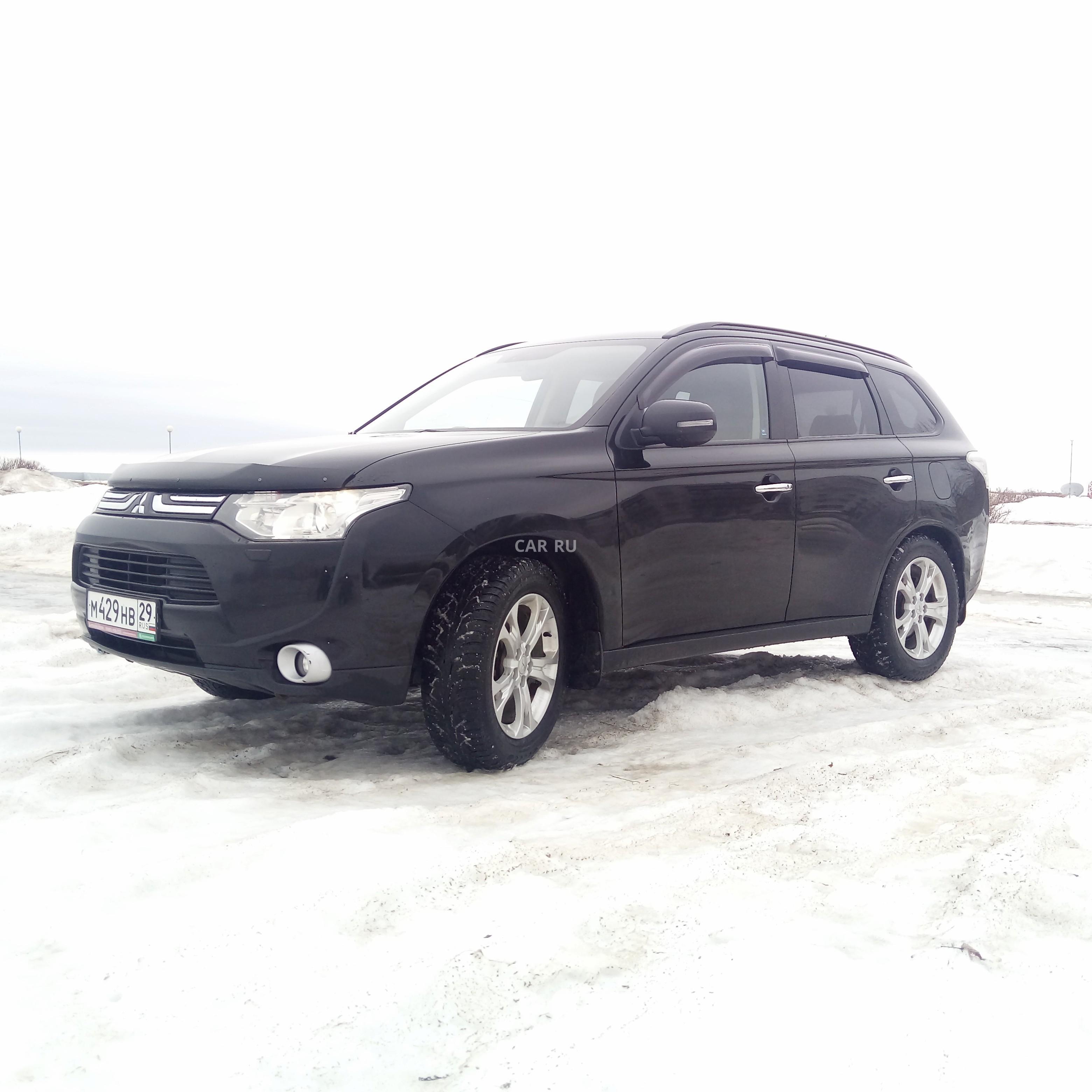 Mitsubishi Outlander, Северодвинск