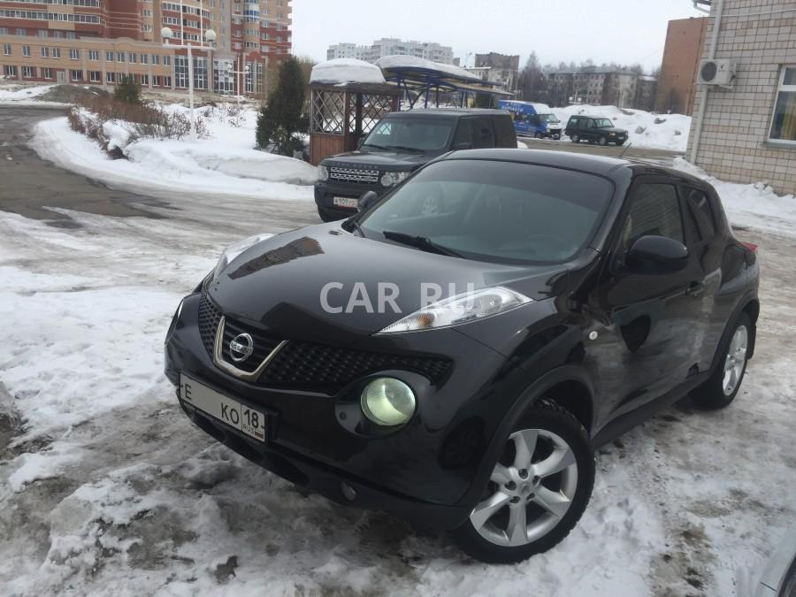Nissan Juke, Ижевск
