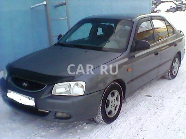 Hyundai Accent, Екатеринбург